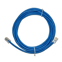 14Ft. CAT5e Blue Ethernet Patch Cable - NON-BOOTED