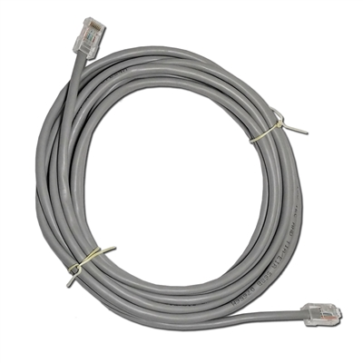 14Ft. CAT5e Gray Ethernet Patch Cable - NON-BOOTED