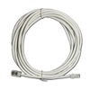 14Ft. CAT5e White Ethernet Patch Cable - NON-BOOTED