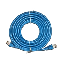 24 Ft. Cat6 Blue Ethernet Patch Cable