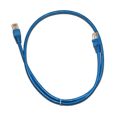 3Ft. Cat6 Blue Ethernet Patch Cable