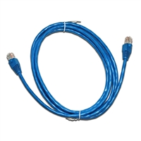7 Ft. Cat6 Blue Ethernet Patch Cable