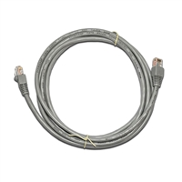 7 Ft. Cat6 Gray Ethernet Patch Cable