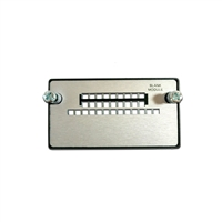 Cisco Compatible 3560-X/3750-X Series NM Slot Cover/Blank