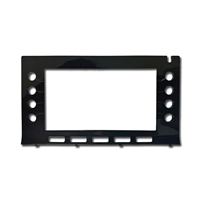 Mitel 480/485 Compatible Clear LCD Plate w/Logo