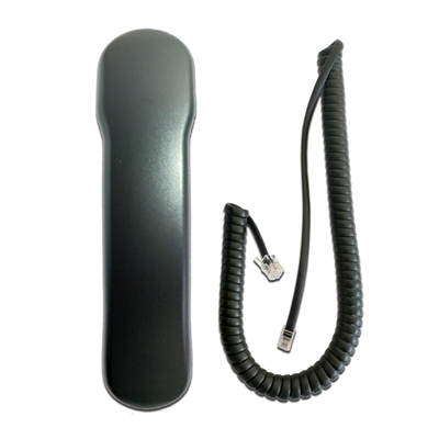 Nortel/Avaya m3900, t7100, i2000 Series Handset with 9Ft Curly Cord