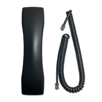 Comdial Vertical Edge 100 & Conversip EP100 Series Handset with 9Ft Curly Cord