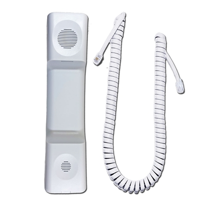 Siemens Unify Openstage Compatible Handset w/9Ft Curly Cord