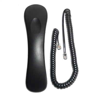 ShoreTel 230/500 Series Telephone Handset with 9Ft Curly Cord