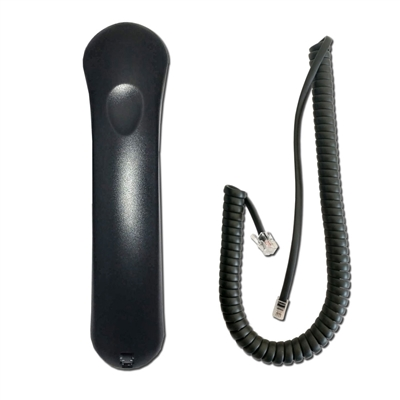 ShoreTel High Definition 400/655 Series Telephone Handset with 9Ft Curly Cord