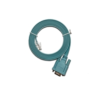 6ft. Cisco Console Cable/Cord (DB9 to RJ45)